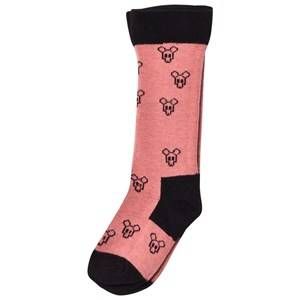 Koolabah Girls Underwear Pink Pink Mouse In Da House Socks