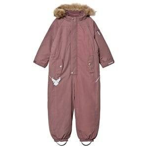 Wheat Unisex Coveralls Brown Snowsuit Miley Plum