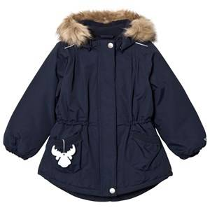 Wheat Unisex Coats and jackets Navy Jacket Elvira Navy