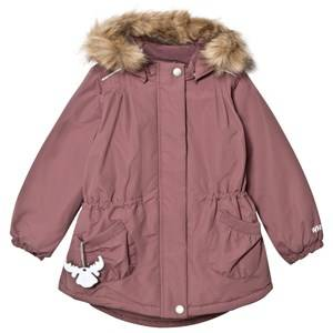 Wheat Girls Coats and jackets Purple Jacket Elvira Plum