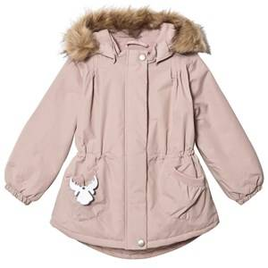 Wheat Girls Coats and jackets Pink Jacket Elvira Rose Powder