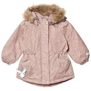 Wheat Girls Coats and jackets Cream Jacket Elvira Powder