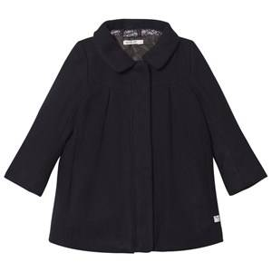 Wheat Unisex Coats and jackets Blue Wool Jacket Agate Midnight Blue