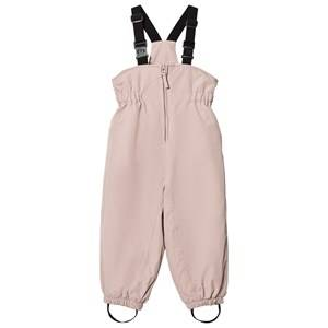 Wheat Girls Bottoms Pink Ski Pants Elastic Rose Powder