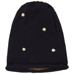Mini A Ture Unisex Headwear Navy Cilia K Hood Blue Nights