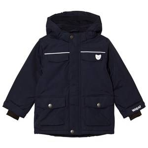 Wheat Unisex Coats and jackets Navy Jacket Sander Navy