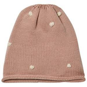 Mini A Ture Girls Headwear Pink Cilia K Hood Rose Smoke