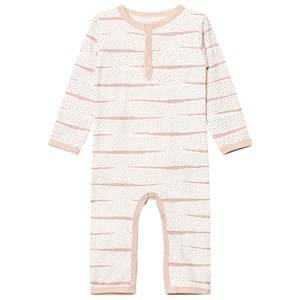 Mini A Ture Unisex All in ones Pink Yao One-Piece Rose Dust