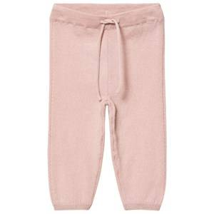 Mini A Ture Girls Bottoms Pink Cebrina Pants Rose Dust