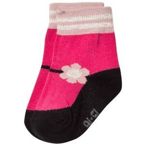 Melton Girls Underwear Pink Ballerina Shoe Baby Socks