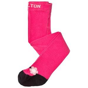 Melton Girls Underwear Pink Ballerina Shoe Baby Tights