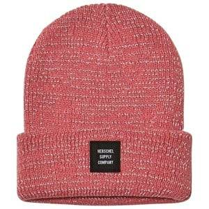 Herschel Unisex Headwear Red Abbott Youth Beanie Strawberry Ice Reflective