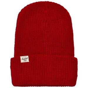 Herschel Unisex Headwear Red Quartz Youth Beanie Red