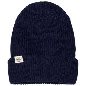 Herschel Unisex Headwear Navy Quartz Youth Beanie Navy