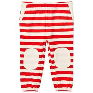 Stella McCartney Kids Girls Bottoms Red Red Stripe Swenny Trousers