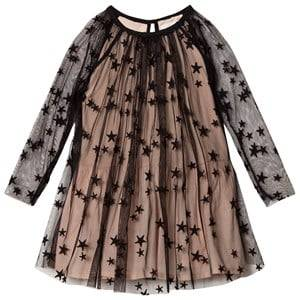 Stella McCartney Kids Girls Dresses Black Black Tulle Misty Dress