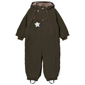 Mini A Ture Unisex Coveralls Green Wisti M Snowsuit Grape Leaf