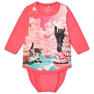Me Too Unisex All in ones Pink Kani 222 Baby Body Calypso Coral