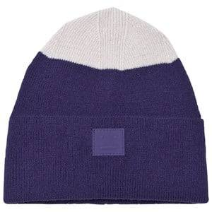 Acne Studios Unisex Headwear Blue Wool Mini Kosta Hat Royal Blue