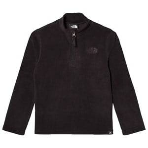 The North Face Boys Jumpers and knitwear Black Glacier Zip Fleece Sweater Black