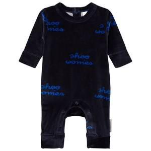 Tinycottons Unisex All in ones Blue Shoo Worries One-Piece Dark Navy/Blue