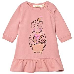 Soft Gallery Girls Dresses Pink Krista Dress Rosette Partowl