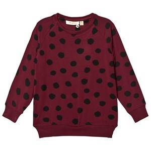 Soft Gallery Unisex Jumpers and knitwear Red Chaz Light Sweatshirt Chocolate truffle Hail