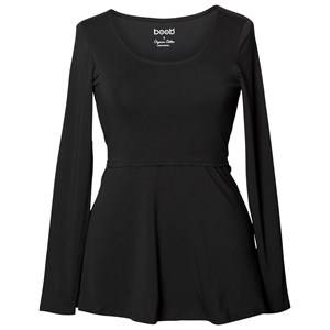 Boob Girls Maternity tops Black Belle Top Black