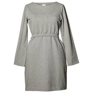 Boob Girls Maternity dresses Grey Niki Dress Grey Melange