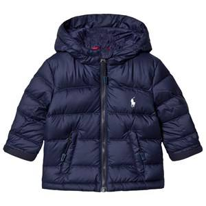 Ralph Lauren Boys Coats and jackets Blue Navy Down Puffer Jacket