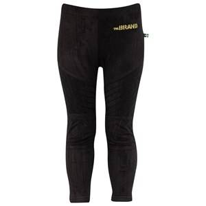 The BRAND Girls Private Label Bottoms Black MC Suede Pants
