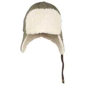 The BRAND Boys Childrens Clothes Headwear Green Forrest Hat Green