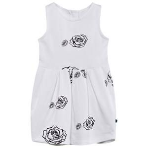 The BRAND Girls Private Label Dresses White Tulip Dress White Roses