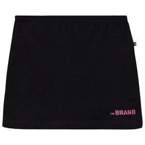 The BRAND Girls Private Label Skirts Black Jersey Skirt Black