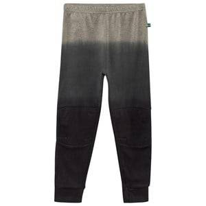 The BRAND Boys Private Label Bottoms Grey Baby Patch Pant Grey Dip Dye