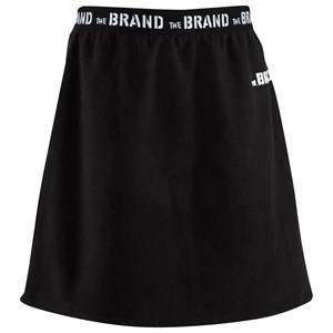 The BRAND Girls Private Label Skirts Black Fleece Skirt Black