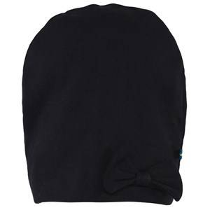 The BRAND Girls Private Label Headwear Black Bow Hat Black