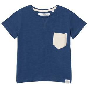 eBBe Kids Boys Commission Tops Blue Harvey Tee Nordic Blue