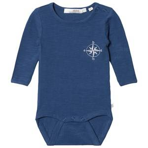eBBe Kids Boys Commission All in ones Blue Hedda Baby Body Nordic Blue