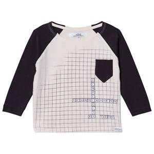 eBBe Kids Boys Commission Tops White Henry Raglan Tee Milky White