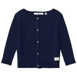 eBBe Kids Girls Commission Jumpers and knitwear Blue Smila Knitted Cardigan Deep Navy