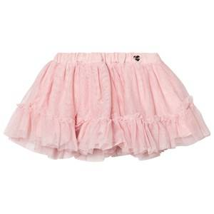 Mayoral Girls Skirts Pink Pink Glitter Tulle Skirt