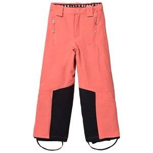 Molo Unisex Bottoms Orange Jump Pro Woven Pants Sunrise