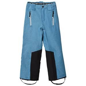 Molo Unisex Bottoms Blue Jump Pro Woven Pants Blue Mountain