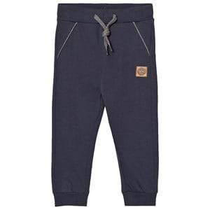 hummelkids Boys Bottoms Jens Pants Blue Nights