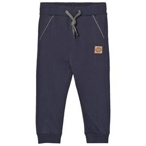 hummelkids Boys Bottoms Blue Jens Pants Blue Nights