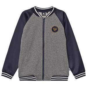 hummelkids Boys Coats and jackets Frank Zip Jacket Blue Nights