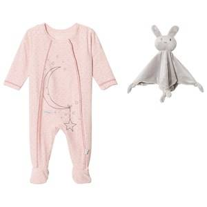 Hust&Claire; Girls Nightwear Pink Pyjamas Rose Cloud Melange