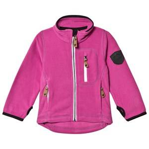 Lindberg Girls Fleeces Pink Bolton Fleece Jacket Cerise