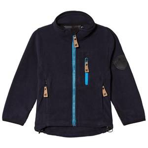 Lindberg Unisex Fleeces Blue Bolton Fleece Jacket Carbon Blue
